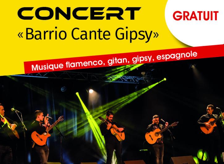 Concert Barrio Cante Gipsy